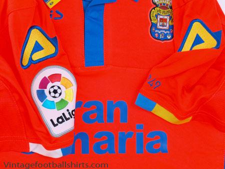 a66338c6f 2016-17 Las Palmas Away Shirt  BNIB  for sale