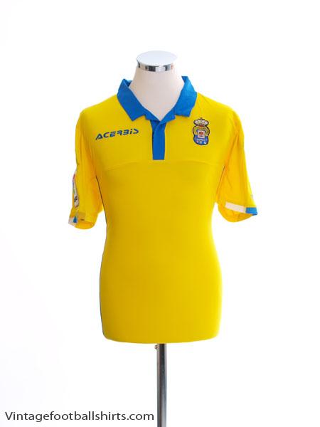 2016-17 Las Palmas Home Shirt *BNIB*