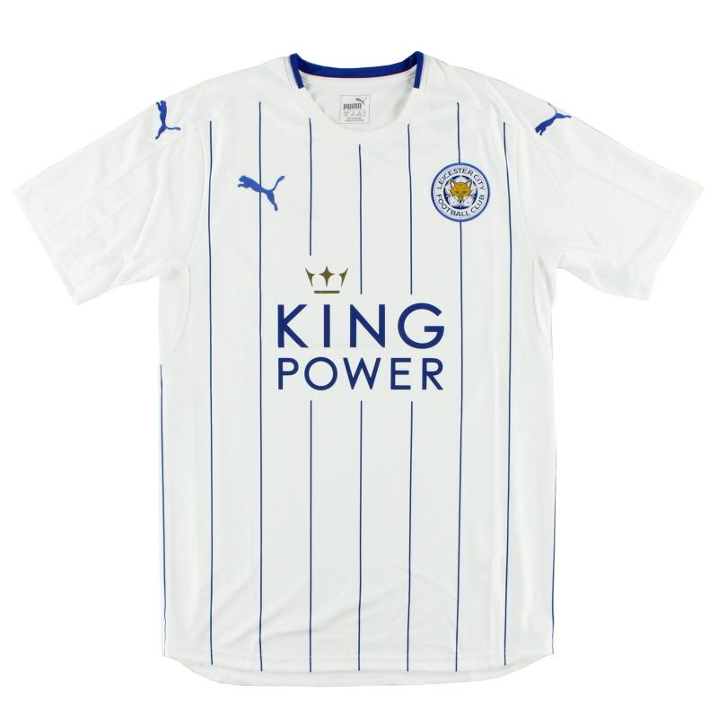 2016-17 Leicester Third Shirt *BNIB*