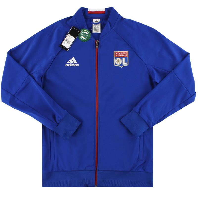 2016-17 Lyon adidas Anthem Jacket *BNIB* XS - S94623