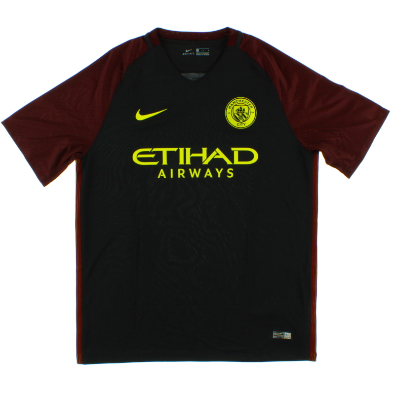 2016-17 Manchester City Away Shirt *w/tags* - 776903-011