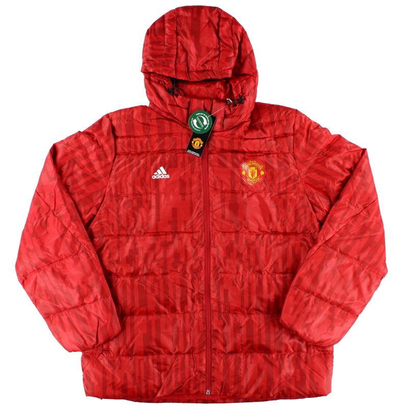 2016-17 Manchester United adidas Padded Down Jacket *BNIB* - AY2788
