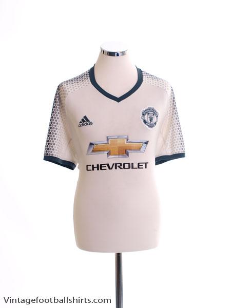 2016-17 Manchester United Third Shirt L - AI6690