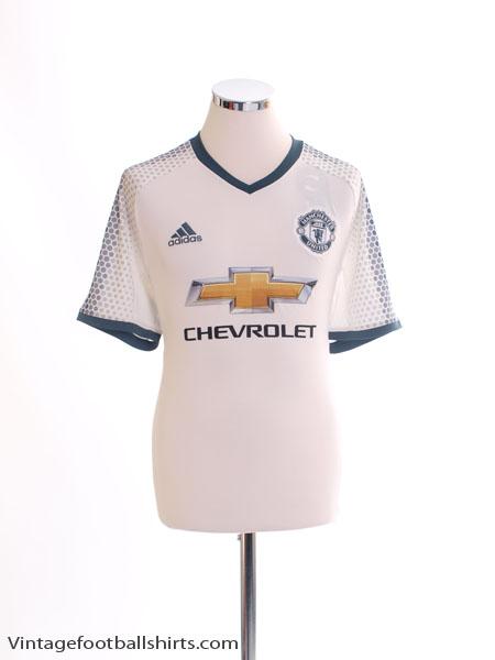 2016-17 Manchester United Third Shirt *BNIB* - AI6690