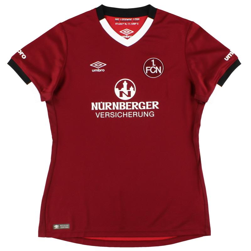 2016-17 Nurnberg Umbro Home Shirt *As New* Women's 12