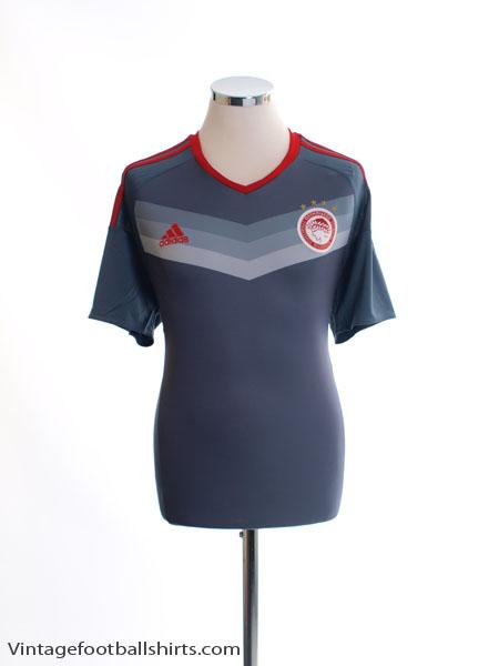 2016-17 Olympiakos Away Shirt *BNIB*