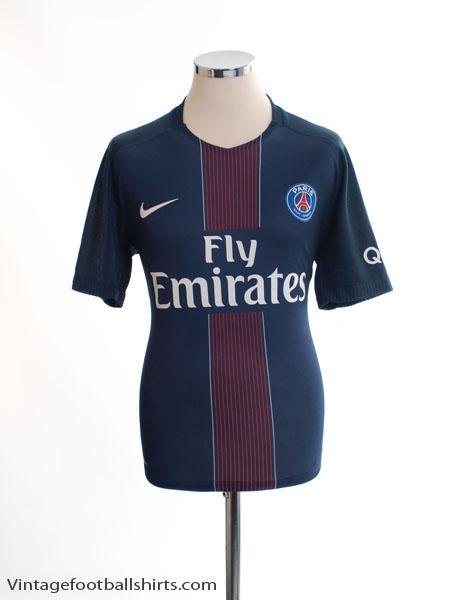 2016-17 Paris Saint-Germain Home Shirt M
