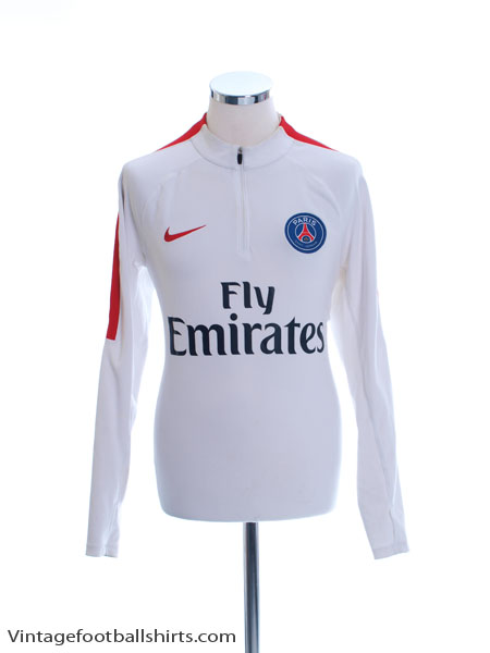 2016-17 Paris Saint-Germain Nike Training Top L - 809738-101
