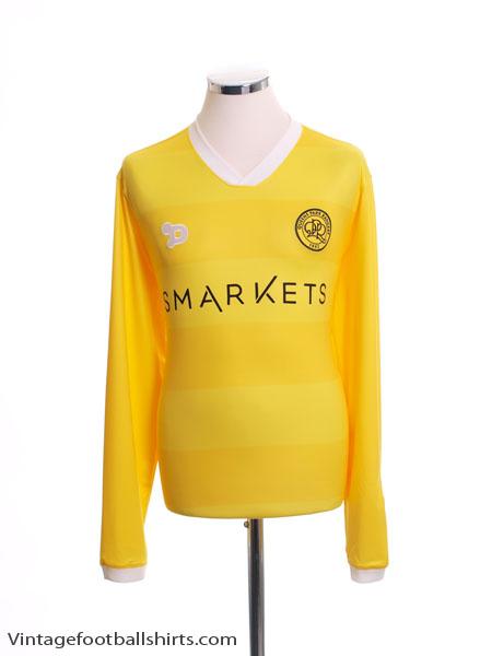 2016-17 QPR Goalkeeper Shirt *BNIB*