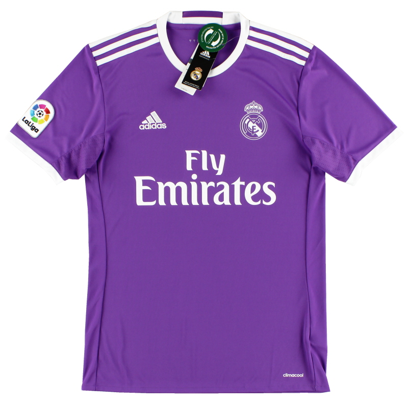 2016-17 Real Madrid Away Shirt *w/tags* S - AI5158