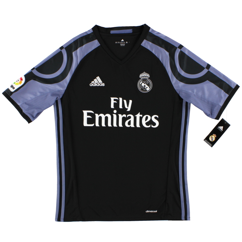2016-17 Real Madrid Third Shirt *BNIB* Y - AI5143