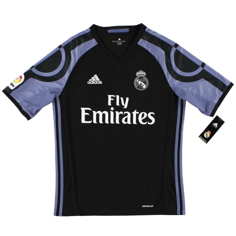 2016-17 Real Madrid Third Shirt *BNIB* Y - AI5143