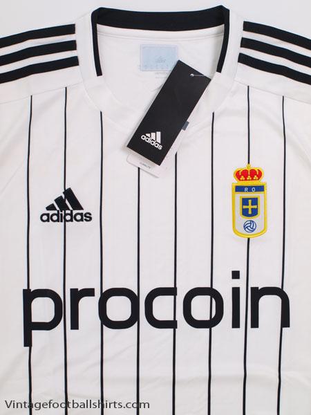 62ce84afd 2016-17 Real Oviedo Third Shirt  BNIB  for sale