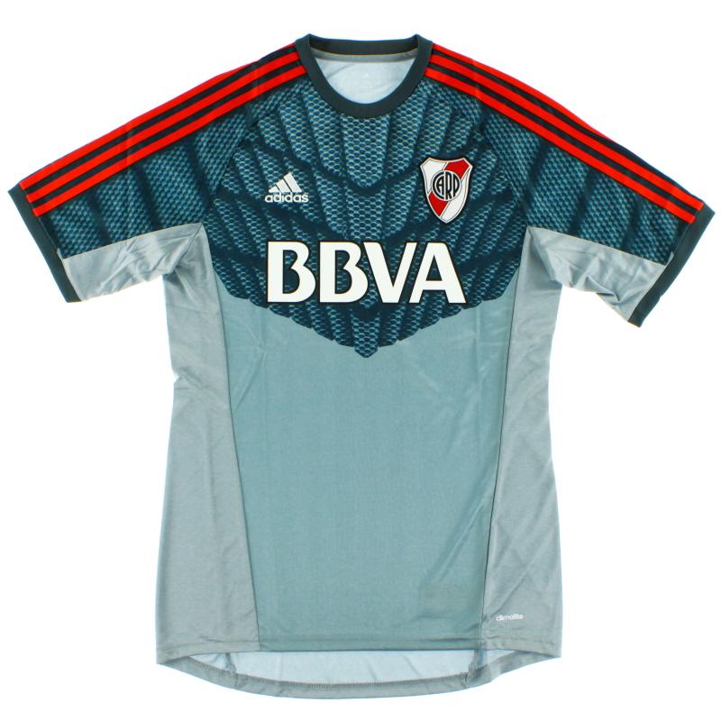 2016-17 River Plate Goalkeeper Shirt *BNIB* - BP5373
