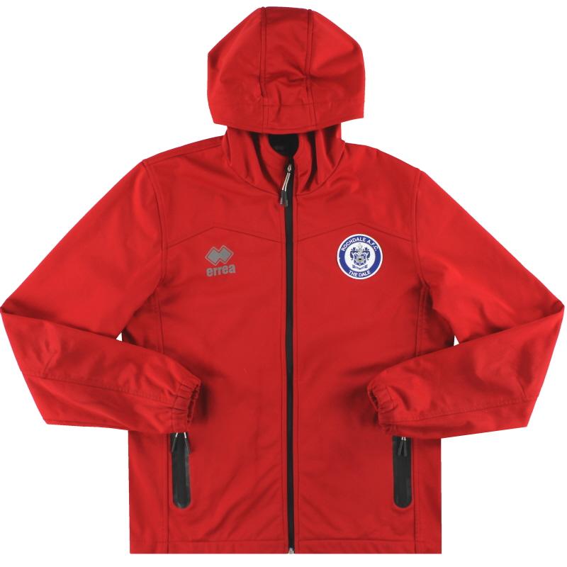 2016-17 Rochdale Errea Rain Coat M