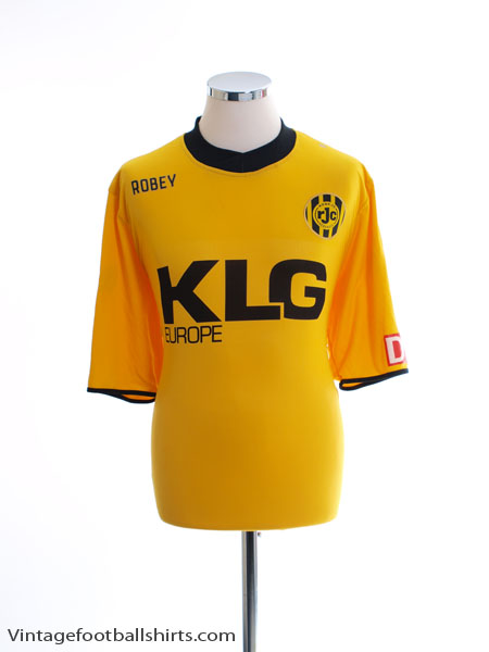 2016-17 Roda JC Home Shirt XXL