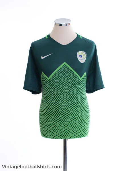 2016-17 Slovenia Away Shirt L