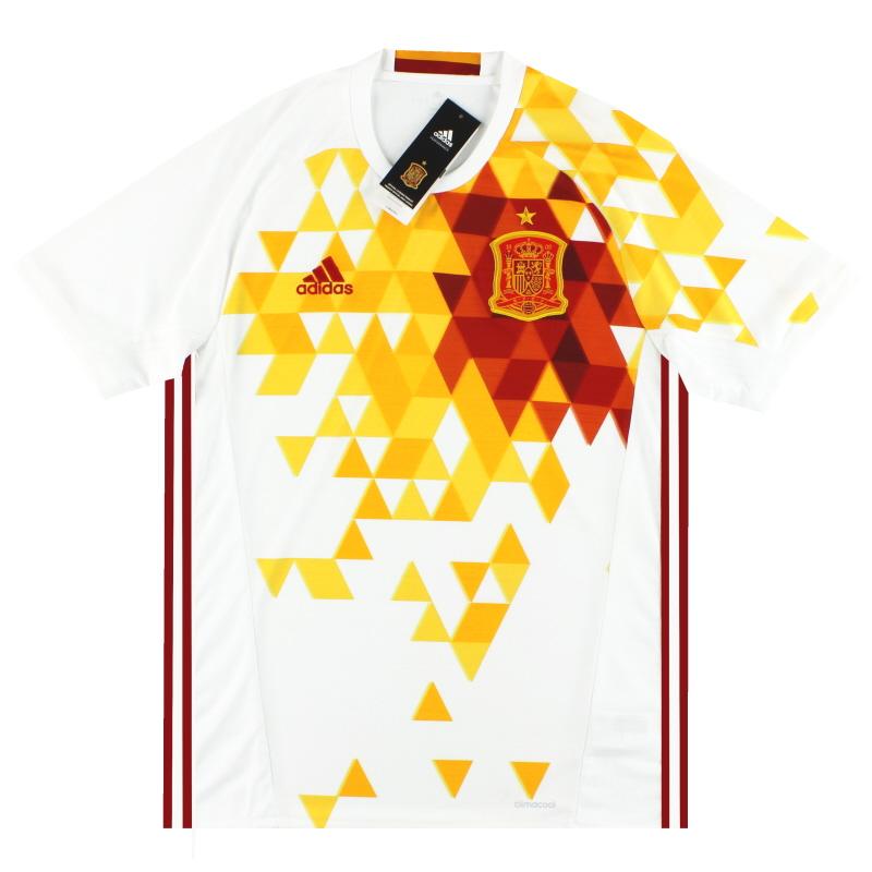 2016-17 Spain adidas Away Shirt *BNIB* - AA0830