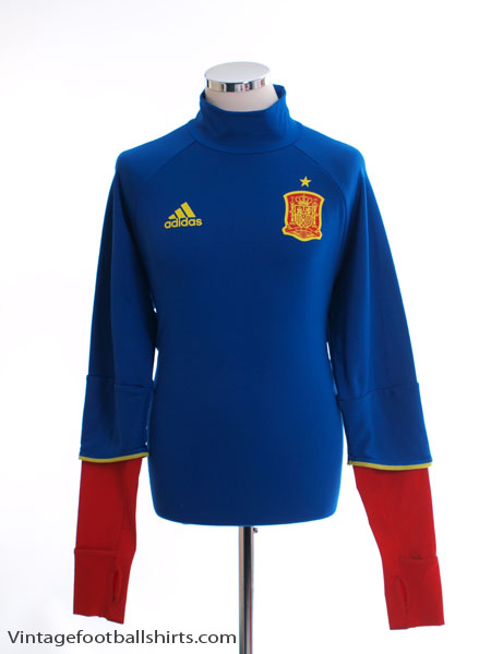 2016-17 Spain Training Top L