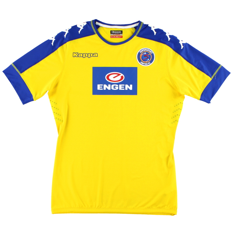2016-17 SuperSport United Kappa Kombat Goalkeeper Shirt *As New* XL