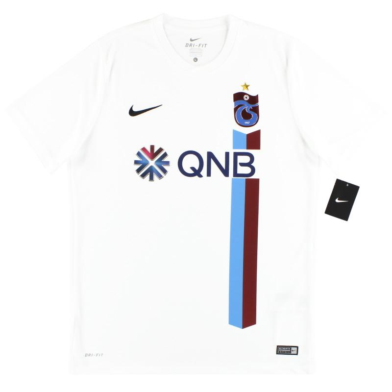 2016-17 Trabzonspor Nike Away Shirt *BNIB* L - 725891-100