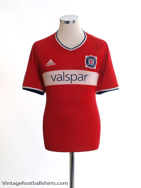 2016-18 Chicago Fire Home Shirt M - AB9294