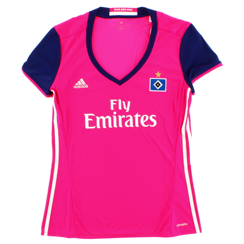2016-18 Hamburg Away Shirt *BNIB* Womens - bp9949