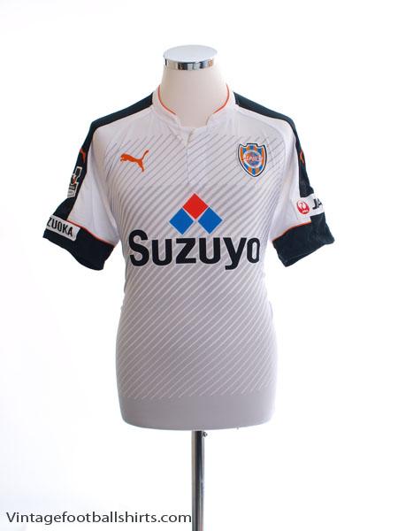 2016 Shimizu S-Pulse Away Shirt *Mint* XL