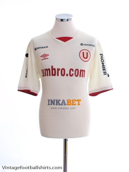 2016 Universitario Home Shirt #10 L