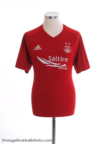2017-18 Aberdeen Home Shirt M