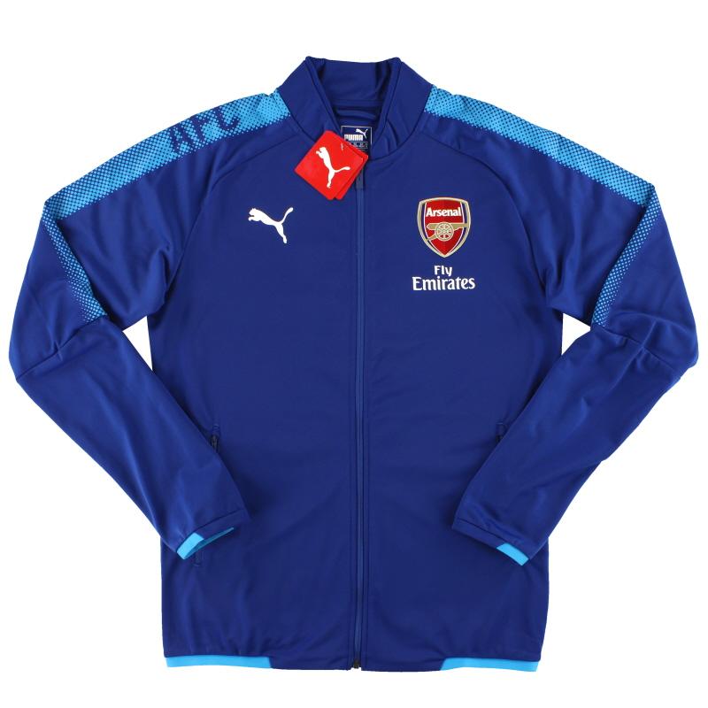 2017-18 Arsenal Puma Stadium Jacket *BNIB* - 751697-06