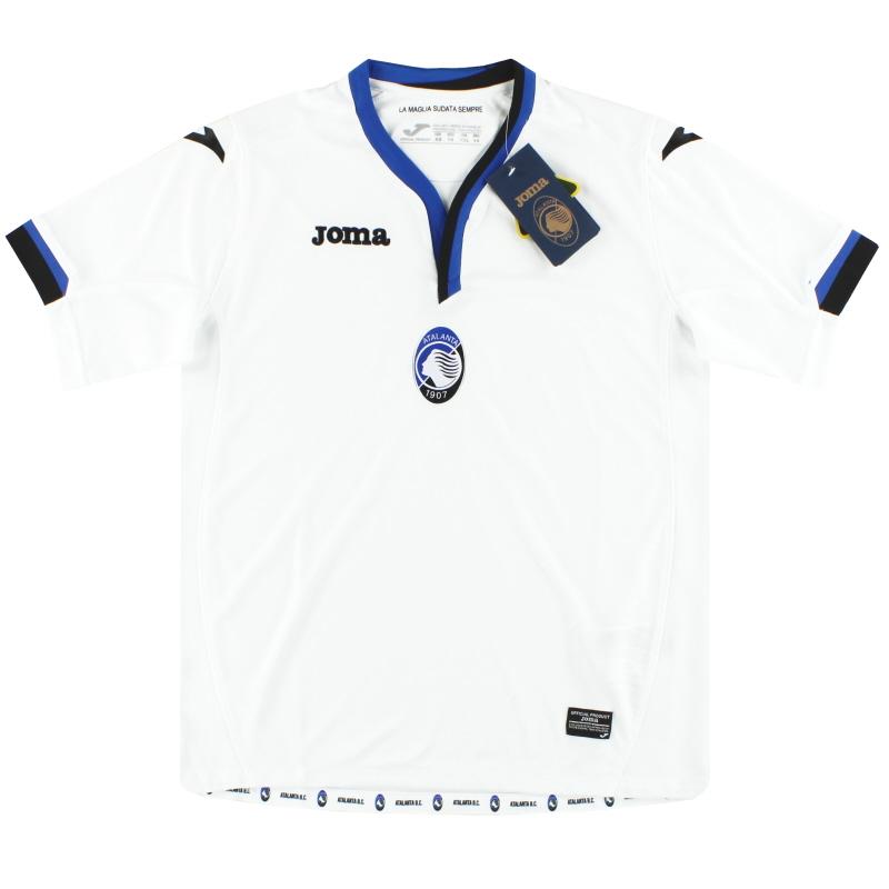 2017-18 Atalanta Joma Away Shirt *BNIB* 2XS - TL.101021V17