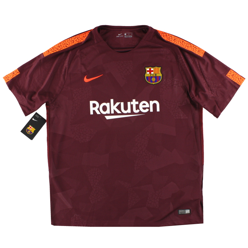 2017-18 Barcelona Nike Third Shirt *w/tags* XL - 847253-683