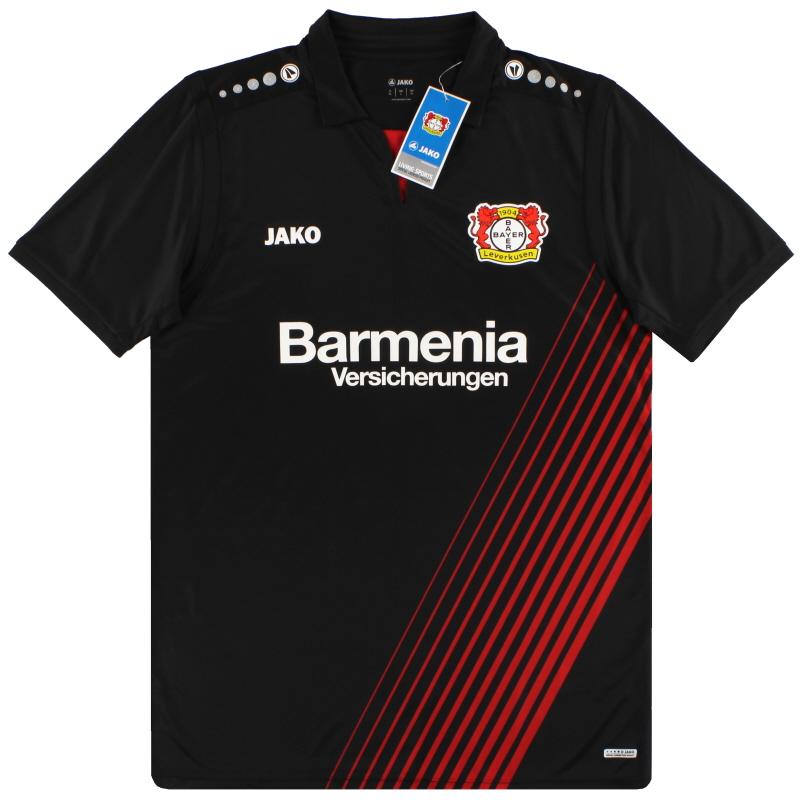 2017-18 Bayer Leverkusen Jako Home Shirt *w/tags* - BA4217H