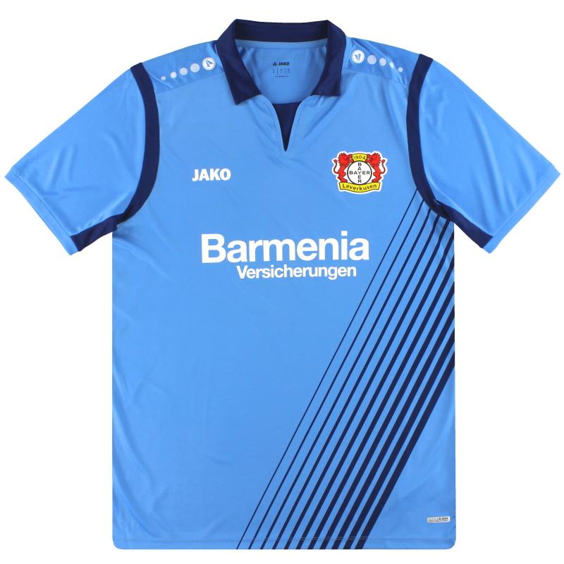 2017-18 Bayer Leverkusen Jako Fourth Shirt *As New* L - BA4217S
