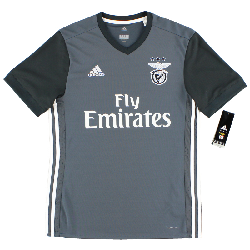2017-18 Benfica adidas Away Shirt *BNIB*  - BR9255