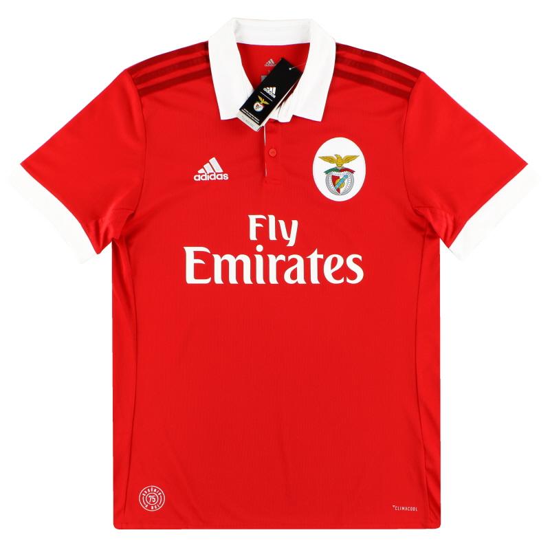 2017-18 Benfica adidas Home Shirt *BNIB* - B31000