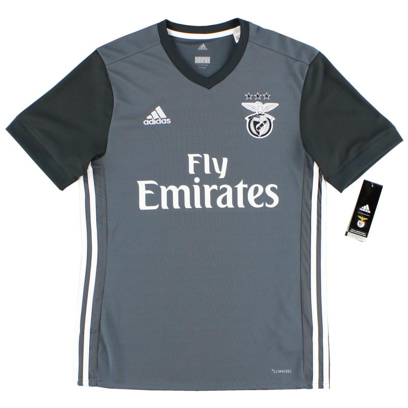 2017-18 Benfica Away Shirt *BNIB*  - BR9255