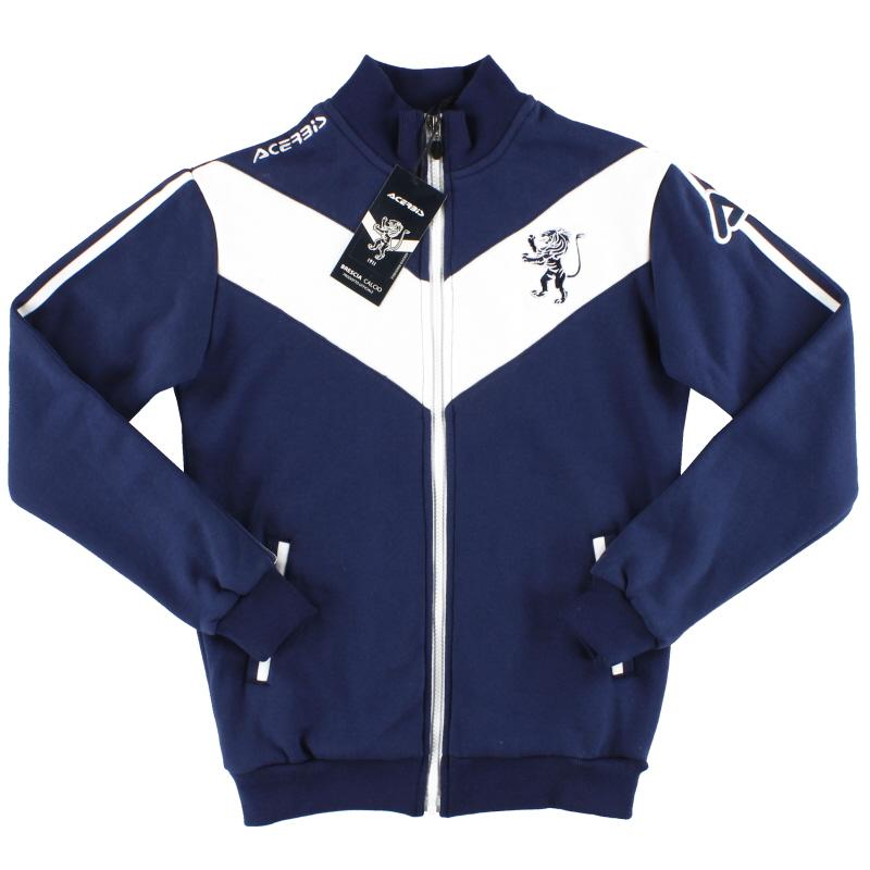2017-18 Brescia Acerbis Full Zip Sweatshirt *BNIB* 3XS - 0022477.040