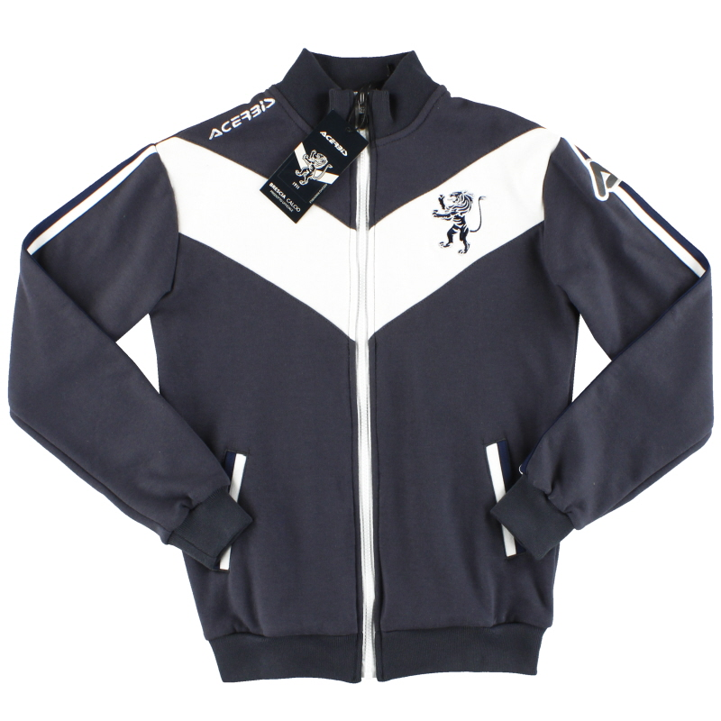 2017-18 Brescia Acerbis Full Zip Sweatshirt *BNIB* 3XS - 0022477.073.059