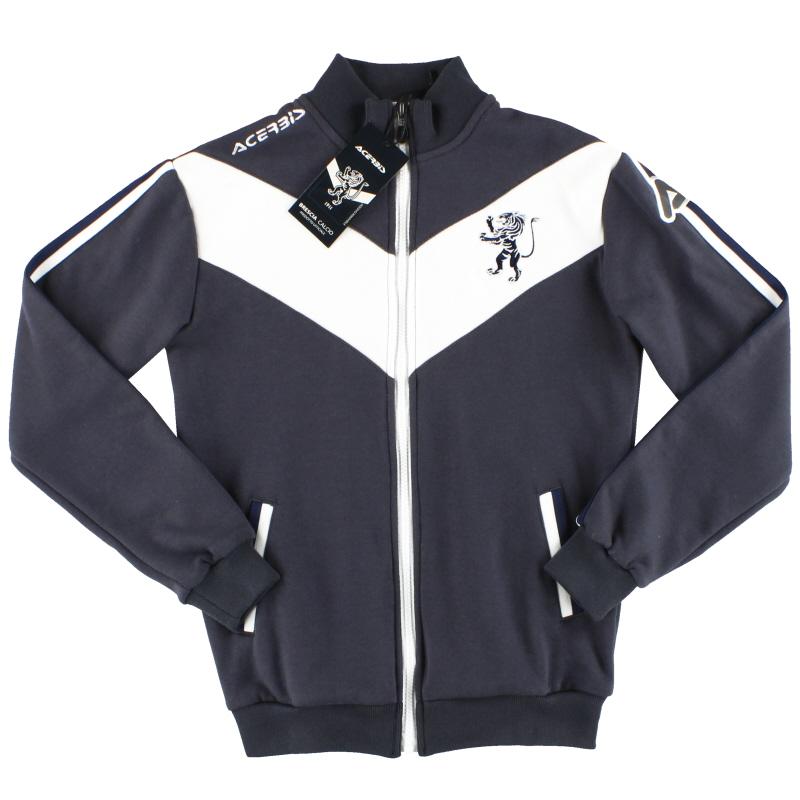 2017-18 Brescia Acerbis Full Zip Sweatshirt *BNIB* 2XS - 0022477.073.059