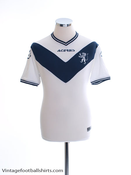 2017-18 Brescia Away Shirt *BNIB* XS - 22,470,030,061