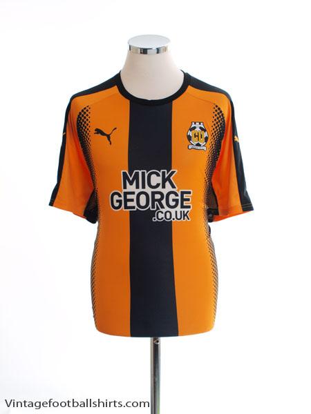 2017-18 Cambridge United Home Shirt XL