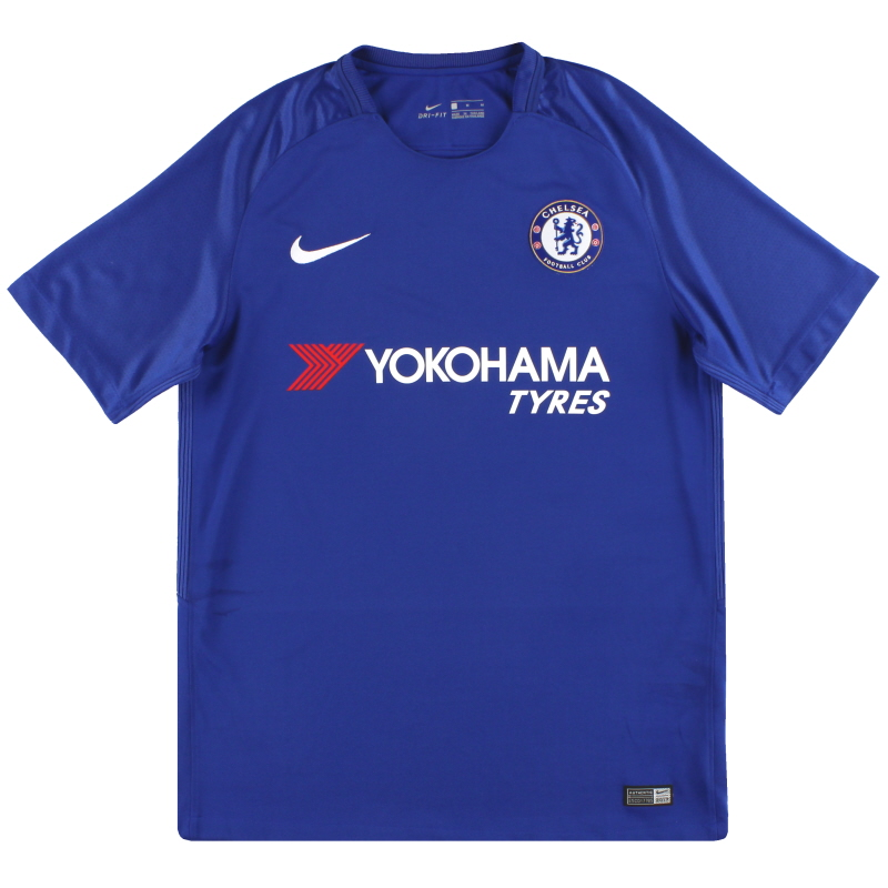 2017-18 Chelsea Nike Home Shirt M - 724614-100