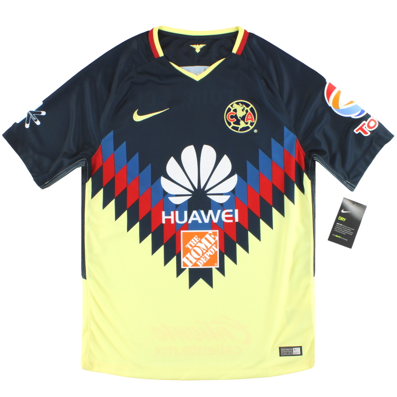 2017-18 Club America Nike Home Shirt *BNIB* - 847306-455