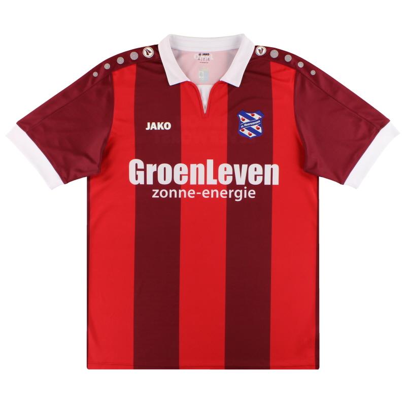 2017-18 Heerenveen Jako Away Shirt *As New* XL - HE4217A