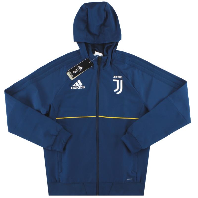 2017-18 Juventus adidas Presentation Jacket *BNIB* L.Boys - B39717