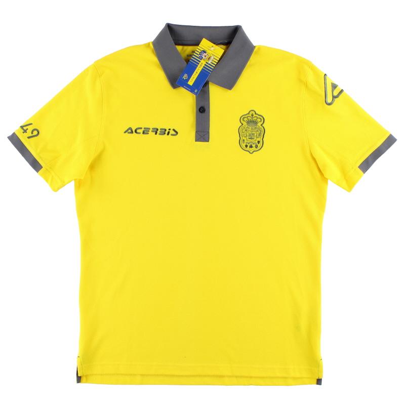 2017-18 Las Palmas Acerbis Polo Shirt *BNIB* XS - 0022410