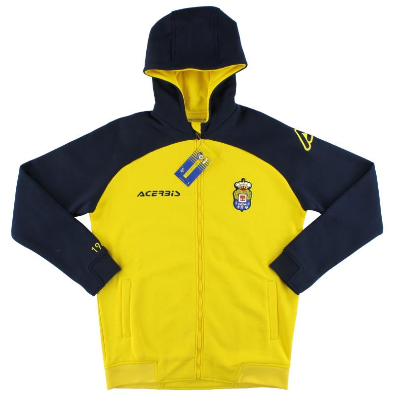 2017-18 Las Palmas Acerbis Sweatshirt *BNIB* XL - 0022418