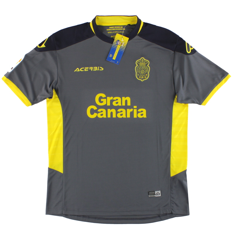 2017-18 Las Palmas Acerbis Away Shirt *BNIB* XL